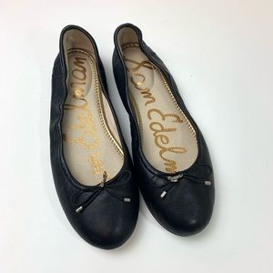 Sam Edelman Felicia Leather ballet flats sz 8.5
